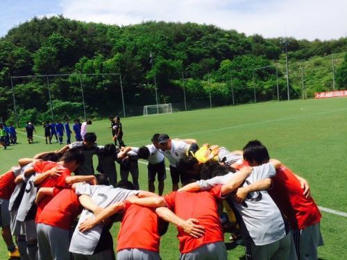 2015年度(第38回)中国大学サッカーリーグ 第4節(2015:5:17 日)3/3