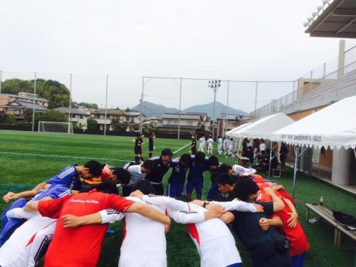 2015年度(第39回)中国大学サッカー選手権/2回戦(2015:5:23 土)1/3