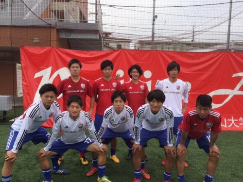 2015年度(第39回)中国大学サッカー選手権/2回戦(2015:5:23 土)3/3