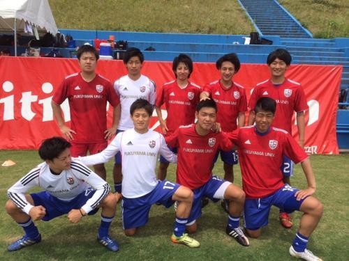 2015年度(第39回)中国大学サッカー選手権 3回戦(2015:5:24 日)2/4