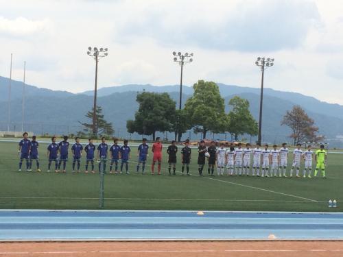 2015年度(第39回)中国大学サッカー選手権 3回戦(2015:5:24 日)4/4