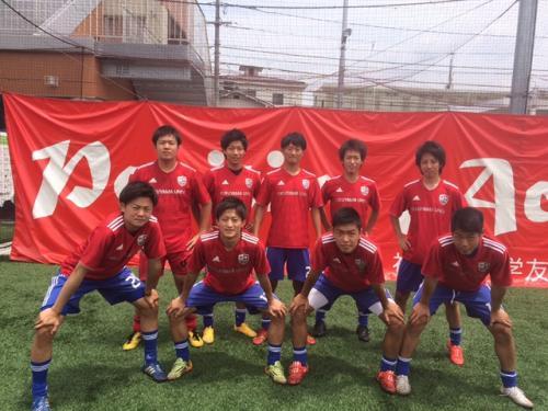 2015年度(第39回)中国大学サッカー選手権 決勝戦(2015:5:31 日)2/4