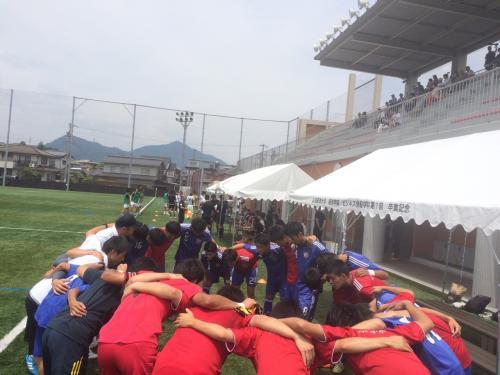 2015年度(第39回)中国大学サッカー選手権 決勝戦(2015:5:31 日)3/4