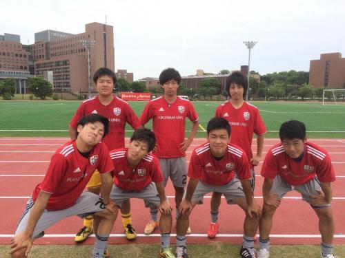2015年度(第38回)中国大学サッカーリーグ 第5節(2015:6:7 日)2/4