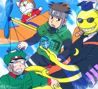タイトルはTHE ALFEE「冒険者たち」(NHKアニメ「モンタナ・ジョーンズ」OP)より拝借。