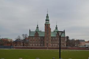 3月23日 ロゼンボー宮殿