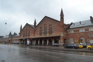 2015年3月21日 コペンハーゲンセントラルステーション