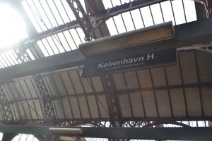 コペンハーゲン中央駅の様子4
