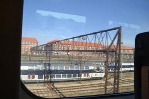 スウェーデン鉄道が発車しました