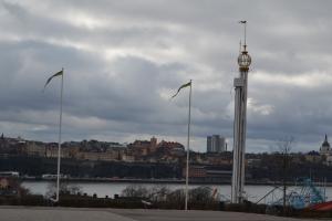 3月28日 スカンセンからの景色1