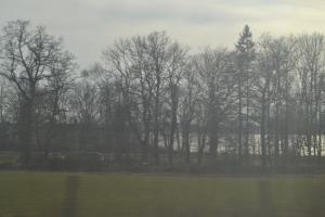 車窓からの景色1