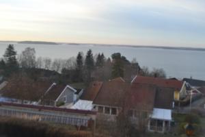ホテルからのバルト海