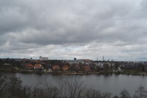 3月28日 スカンセンからの景色2