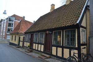 2015年3月21日 アンデルセンの幼少期の家