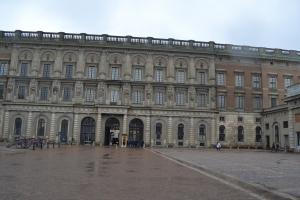 ストックホルムの王宮