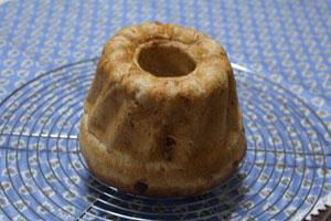 クグロフ型パン1