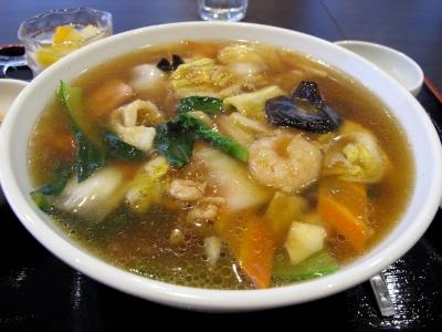 芳喜楼 広東麺