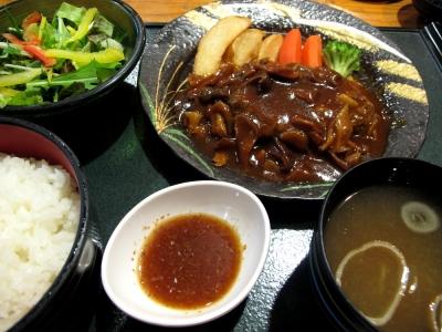 道の駅いかりがせき レストラン「彩里(いおり)」