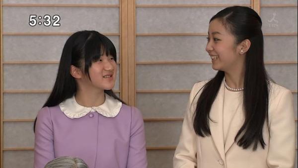 【エンタメ画像】佳子さまが騒がれてるけど愛子さまは天才っぽいよな?