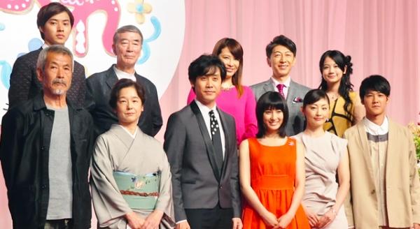 【視聴率】NHK朝ドラ『まれ』初回視聴率きたあああああああああああああああああ