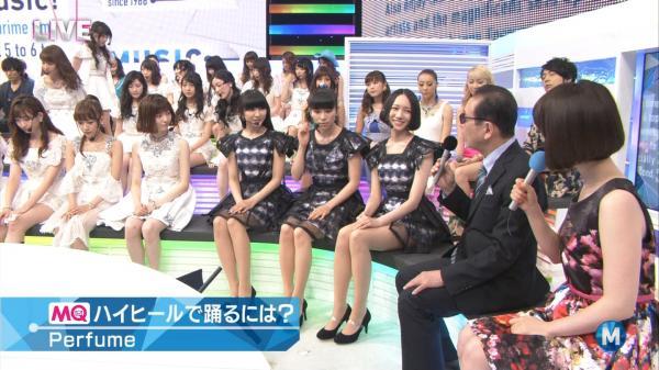 【エンタメ画像】Perfume,「AKBは前よりダンスが上達している」・・・「上から目線」のダンス評で波紋