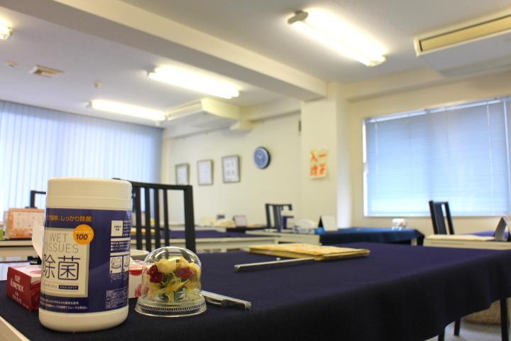 東京で一番通いやすい書道教室を目指して