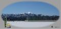 米山と鏡餅2