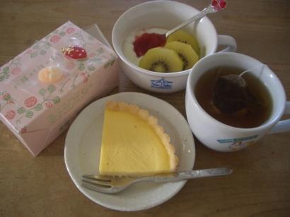 母の日(朝食)