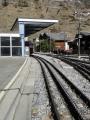 登山鉄道 ツェルマット駅(1)