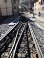 登山鉄道 ツェルマット駅(2)