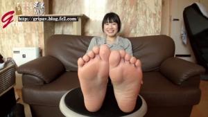ロリ美少女足裏くすぐりフェチ撮影/希美ゆう