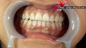 熟成唾液が滴り落ちる濃厚な顔舐めと口腔歯科不倫/葵紫穂