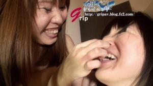 絶叫レズくすぐりスーパー大狂乱ファイト/桜瀬奈&牧野絵里