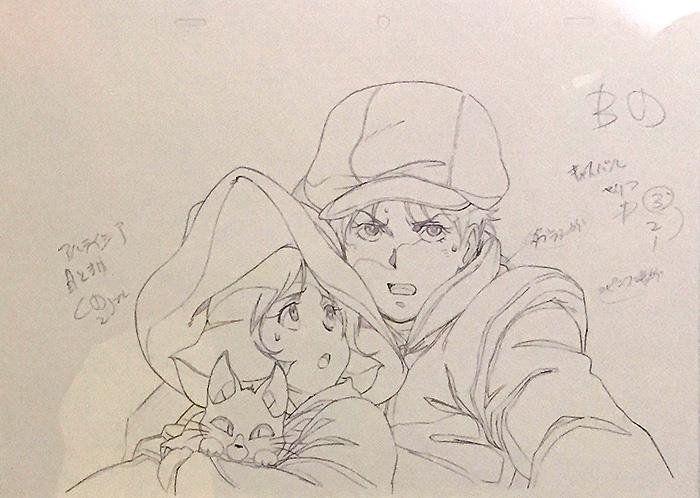 2階 原画①/ORIGIN_00 301
