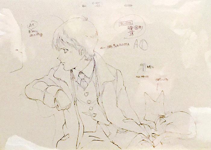 2階 原画①/ORIGIN_00 303