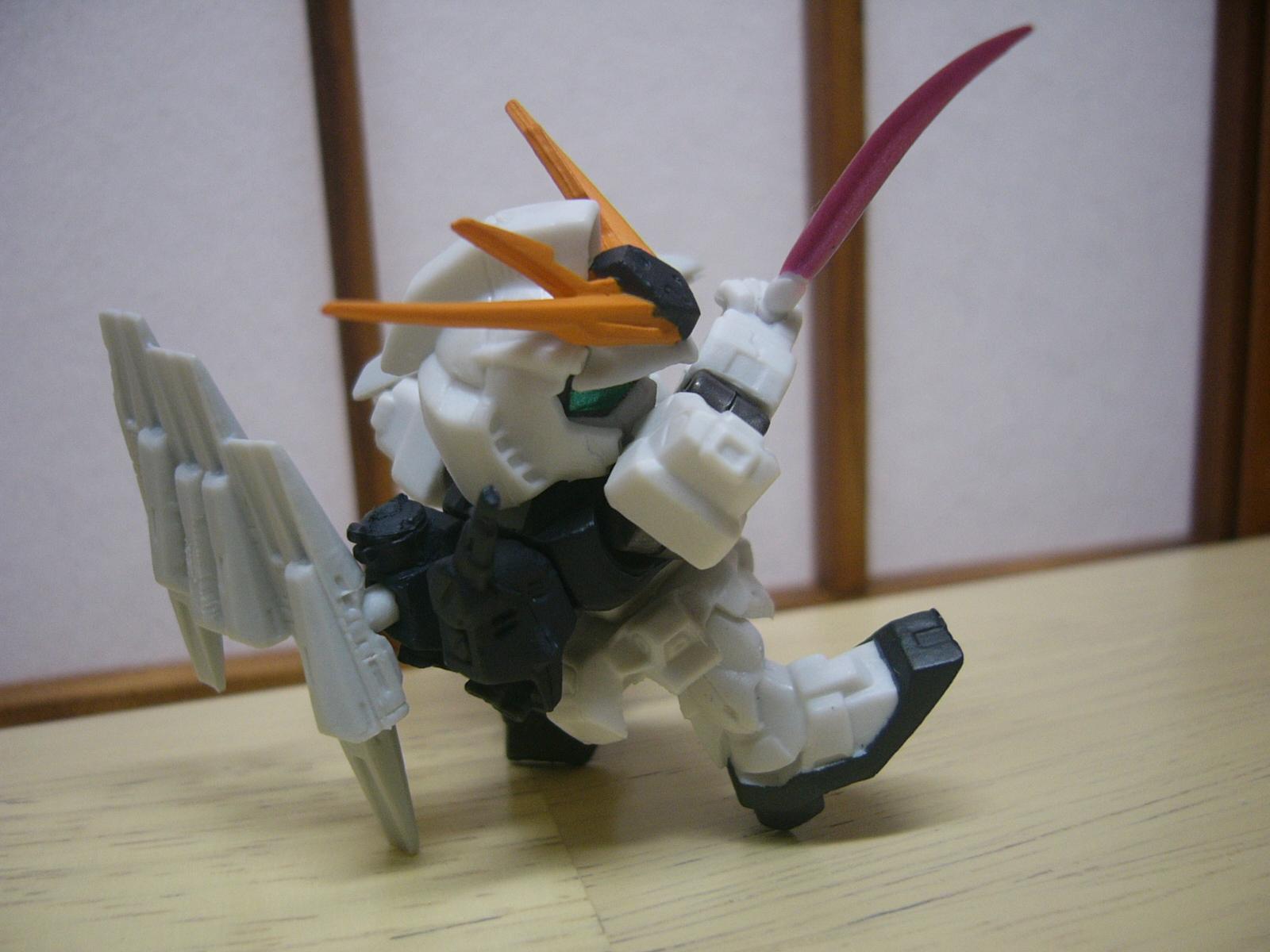 ガチャポン戦士DASH02 ニューガンダム