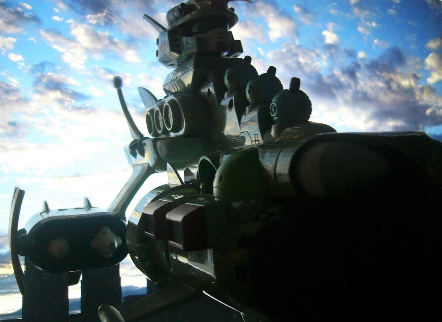 デジラマ ガンダムサイ 戦艦