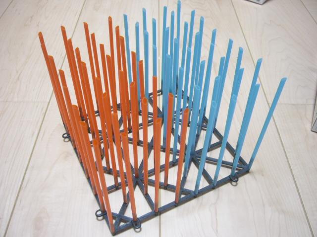 エアブラシ ドライブース 乾燥台 自作 山善(YAMAZEN) 食器乾燥器 YD-180(LH)