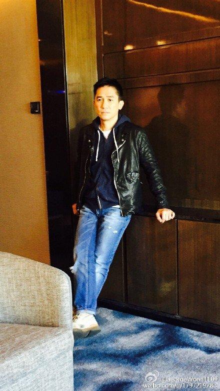 トニーさん@深圳1