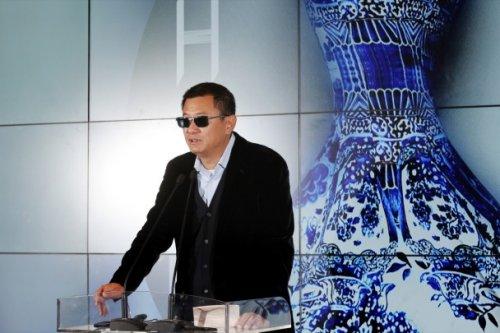 ウォン・カーウァイ監督@北京