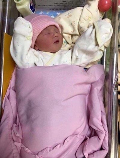 チャン・チェン愛娘誕生2