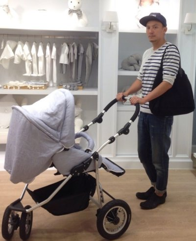 チャン・チェン愛娘誕生3