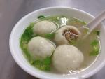 魚団子スープ