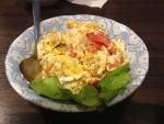 卵とトマトの炒め物