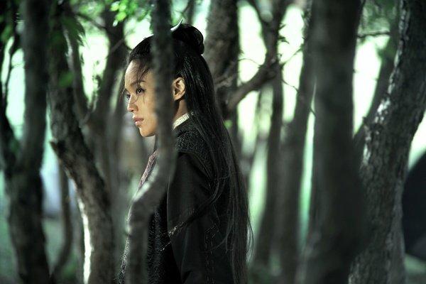スー・チー@「黒衣の刺客」