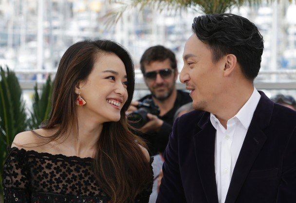 スー・チー&チャン・チェン@カンヌ映画祭