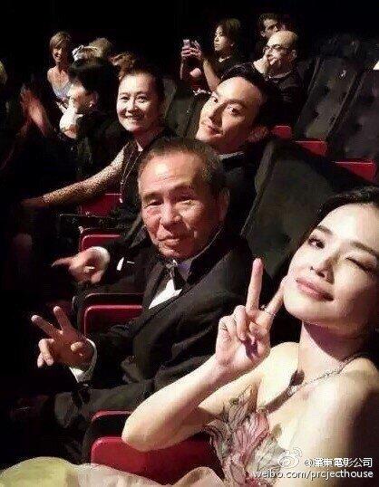 スー・チー、チャン・チェン、監督ら