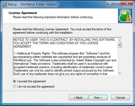 bWinMend Folder Hidden 17-48-44-174