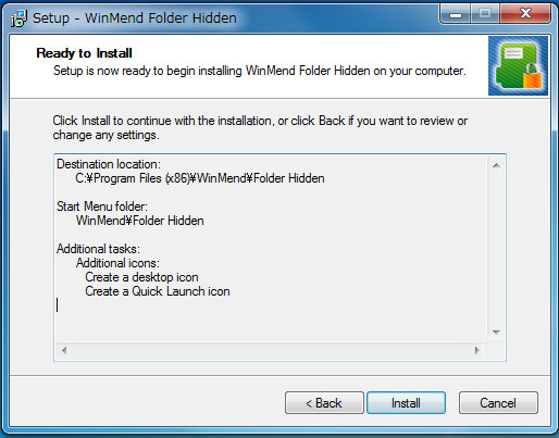 WinMend Folder Hidden27-742