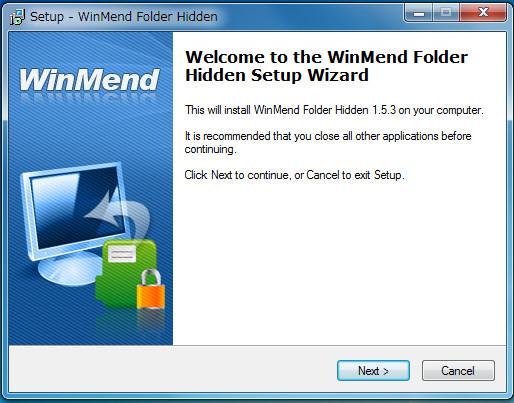 WinMend Folder Hidden47-54-520